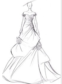 Quinceanera Dresses Coloring Pages. Quince Coloring Page  More information