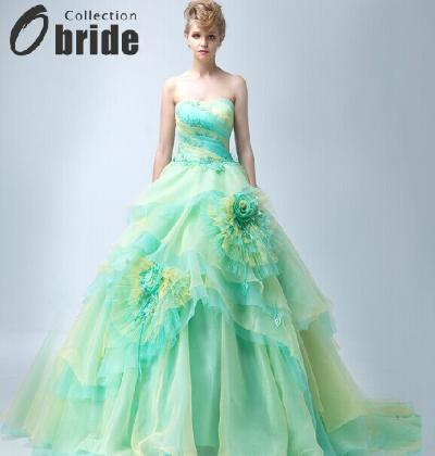 colored wedding dresses,colored bridal gown wedding dress in color